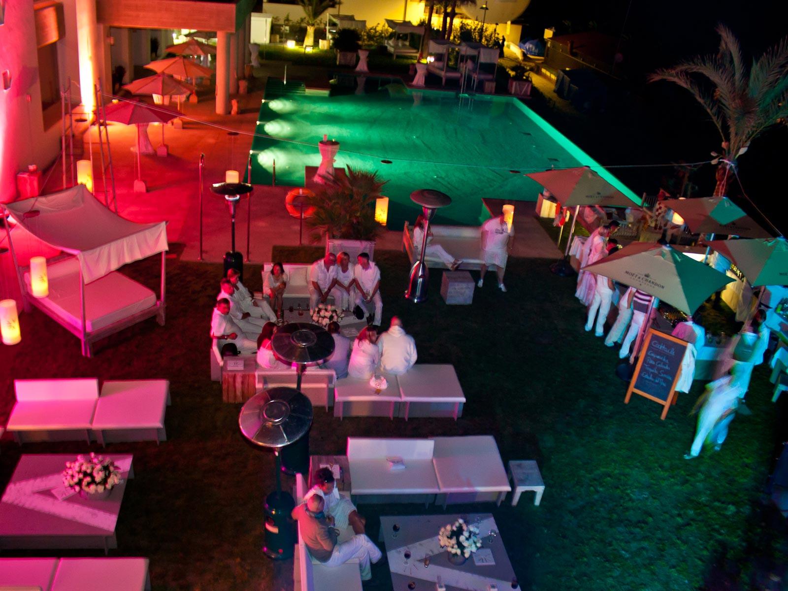 Summer party | Beach Club Estrella del Mar