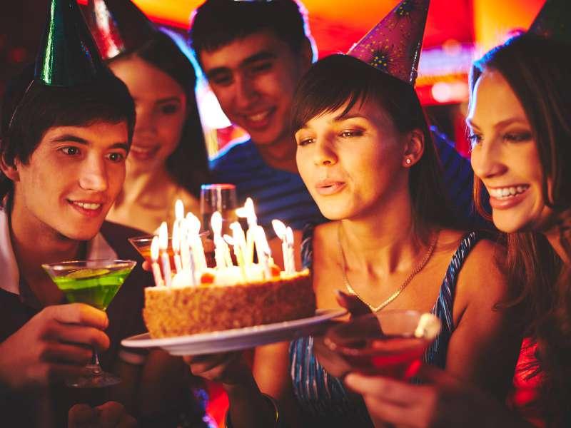 Cumpleaños - Beach Club Estrella de Mar