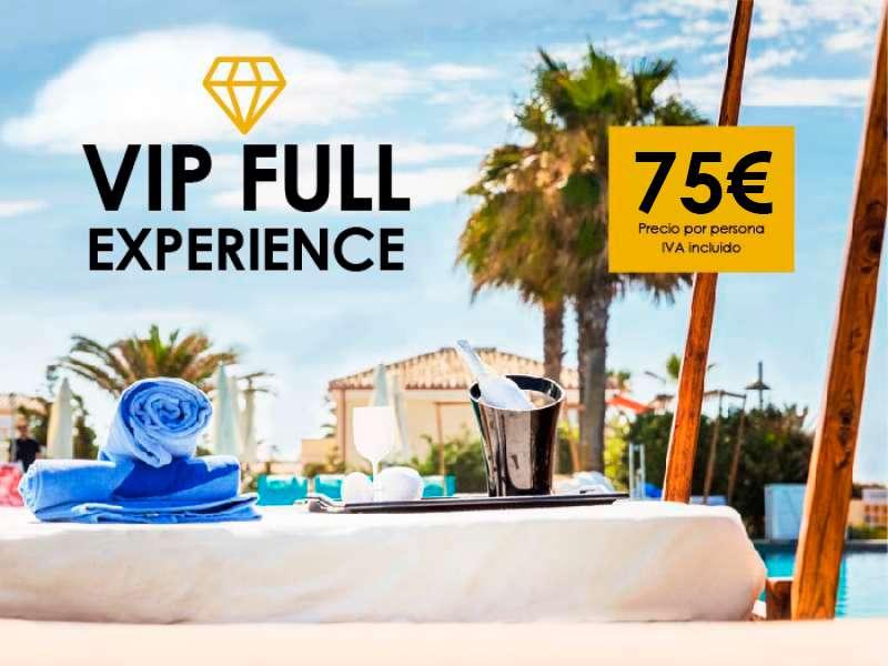 VIP FULL EXPERIENCE